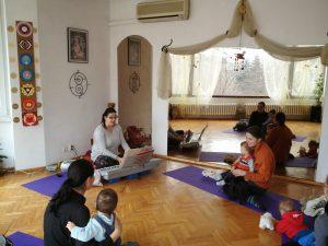 Музикални занимания с Ели за бебчовци и малчовци @ София | София-град | България