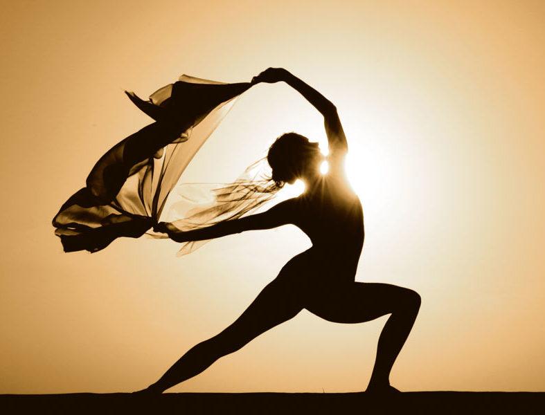 Танцуваща йога в ритъма на себе си с Калина